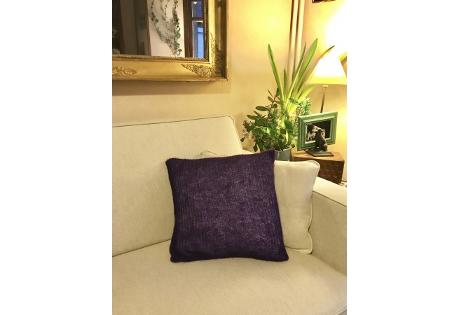 HOUSSE COUSSIN ULTRA VIOLET